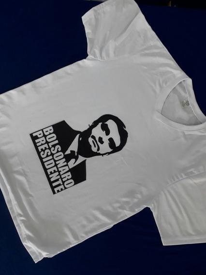 Camiseta Bolsonaro Presidente