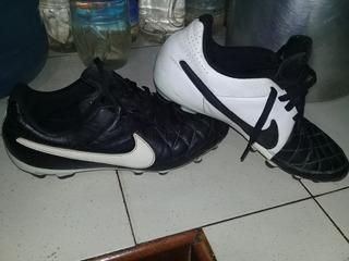 Zapatos Futbol Campo Nike Tiempo