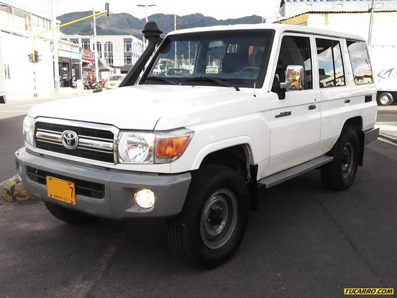Toyota Land Cruiser 76 Diesel 4200cc