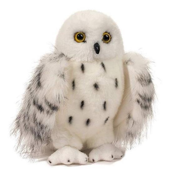 Coruja Da Neve De Pelucia Hedwig From Harry Potter Pequena