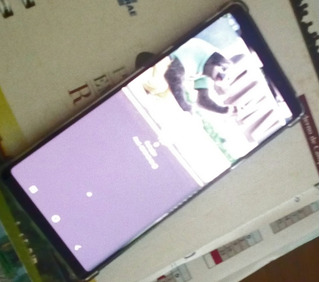 Celular Galaxi Note 9 128 Samsung