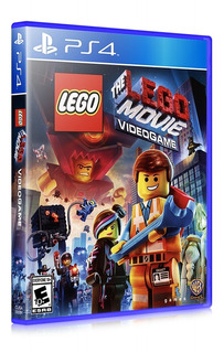 Juego Fisico Sellado The Lego Movie Videogame Sony Ps4 Nuevo
