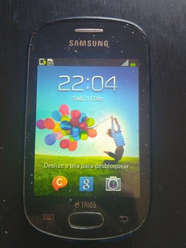 Celular Samsung Galaxy Star Trios