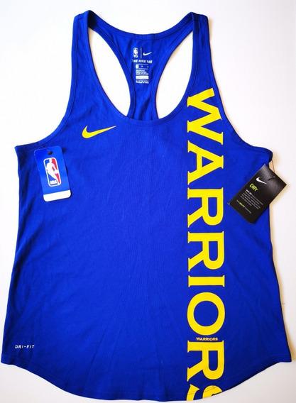 Playera Warriors Nike Dama Talla M-l