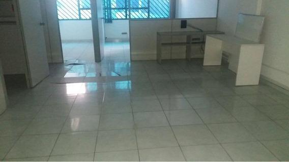 Sala Em Centro, Santos/sp De 113m² Para Locação R$ 2.000,00/mes - Sa326344
