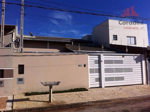 Imagem 1 de 30 de Casa Com 3 Dormitórios À Venda, 150 M² Por R$ 510.000,00 - Jardim Altos Do Klavin - Nova Odessa/sp - Ca1178