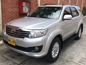 Toyota Fortuner At 2015
