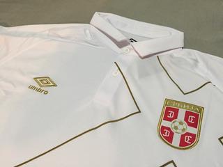 Camisa Da Seleção Da Sérvia 2014/15 Away!!!