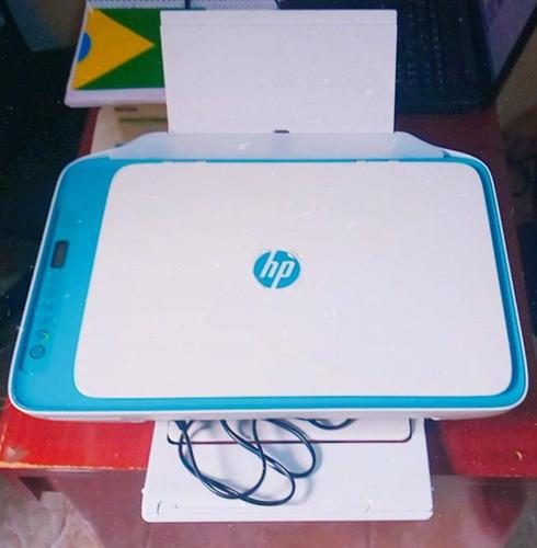 Impressora Multifuncional Hp Com Wi Fi
