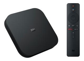 Xiaomi Mi Box S Conversor Tv A Smart Android Tv 4k Garantia