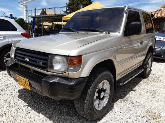 Mitsubishi Montero 1998 Full 4*4 Gasolina Rines