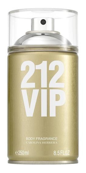 212 Vip Carolina Herrera - Body Spray 250ml