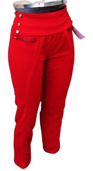 Leggins Pantalon Modelador Vestir Casual Stretch 28 A 48