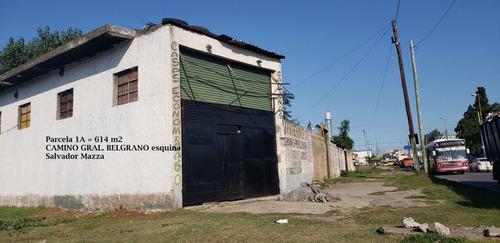 3 Lotes - Galpon / Deposito. Logistica / Mayorista / 1358 M2