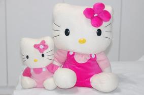 Hello Kitty Pelúcia - Leia A Descrição