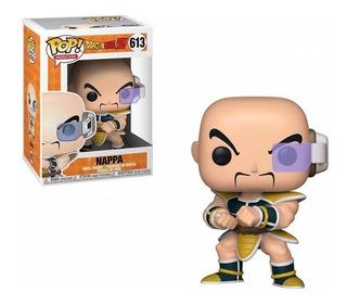 Muñeco Funko Pop Dragon Ball Z Nappa 613 Original!!