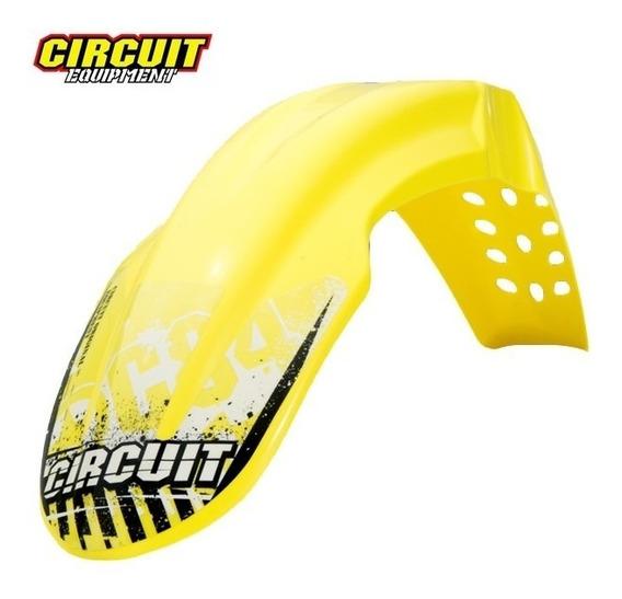 Paralama Dianteiro Circuit Cool - Universal Amarelo