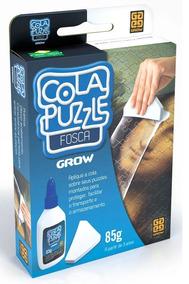 Cola Puzzle Fosca Grow Para Quebra-cabeças