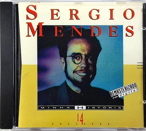 Cd Sérgio Mendes - Minha História
