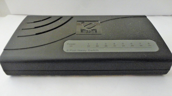 Switch Encore Modelo Enh908-nwy 8 Puertos