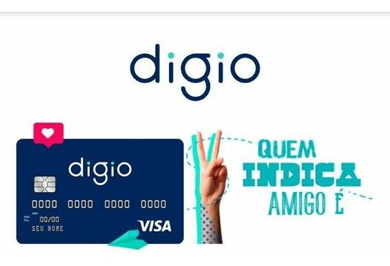 Indicação Digio/convite Gratuito