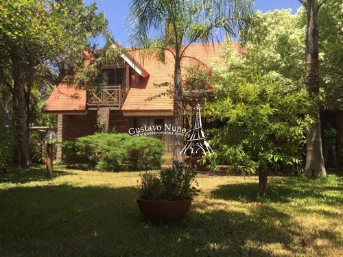 Casa En Piriã¡polis, Playa Verde   Gustavo Nuñez Ref:3450- Ref: 3450