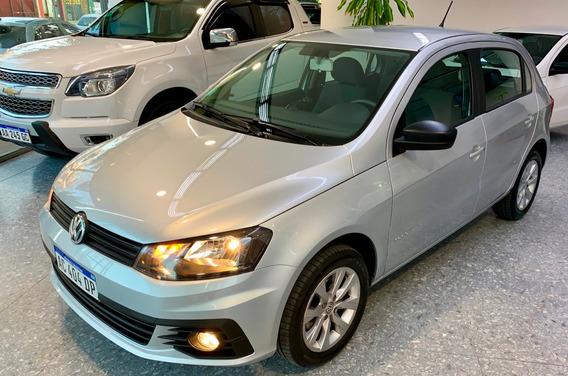 Volkswagen Gol Trend Vw Gol Confortline 2018 5 Puertas Usado