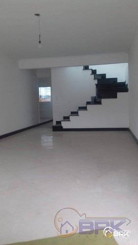 Sobrado Com 3 Dormitórios À Venda Por R$ 933.000,00 - Vila Santa Isabel - São Paulo/sp - So0497