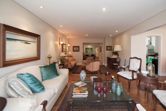Apartamento Para Aluguel - Higienópolis, 4 Quartos, 248 - 893002649