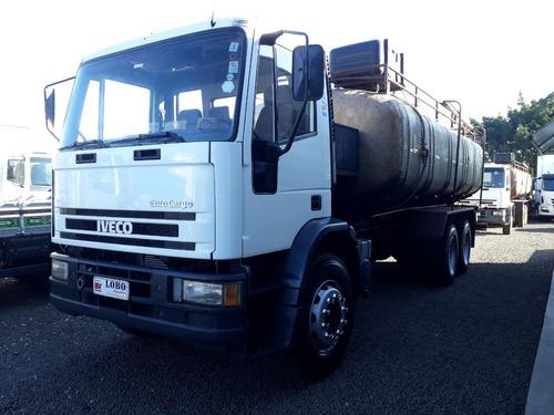 Imagem 1 de 13 de Iveco Euro Cargo 260e25 / Tanque De Água