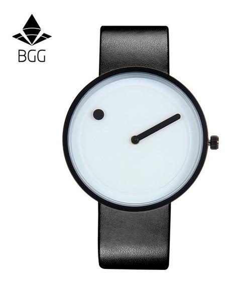 Reloj Minimalista Creativo Bonito