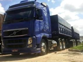 Volvo Fh12 460 Globetrother + Bi Caçamba (leia A Descrição)
