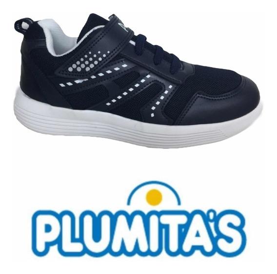 Zapatillas Plumitas Niños Deportivas Art_35