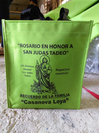 Bolsas San Judas Tadeo - Paquete De 20 Pzs