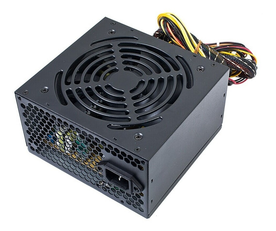 Fuente Segotep Atx-500w 23a Cooler 120mm Con Cable Power