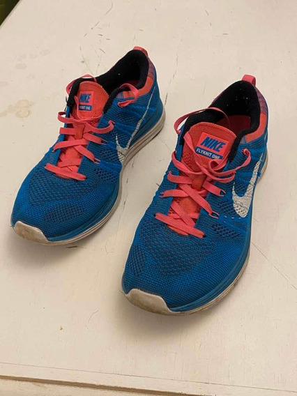 Zapatillas Running Nike Flyknit One Talle 39