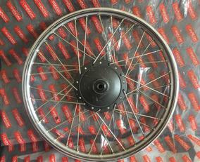 Roda Dianteira Raiada Shineray Super Smart Original