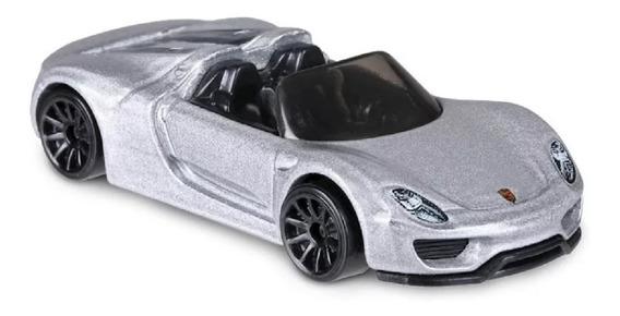 Hot Wheels Porsche 918 Spyder Convertible Solo Envios