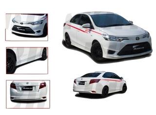 Kit Deportivo Toyota Yaris Sdn 5 Piezas 2014