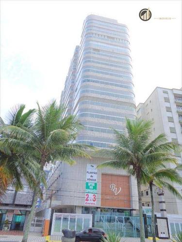 Apartamento Com 2 Dormitórios À Venda, 80 M² Por R$ 350.000,00 - Aviação - Praia Grande/sp - Ap2378