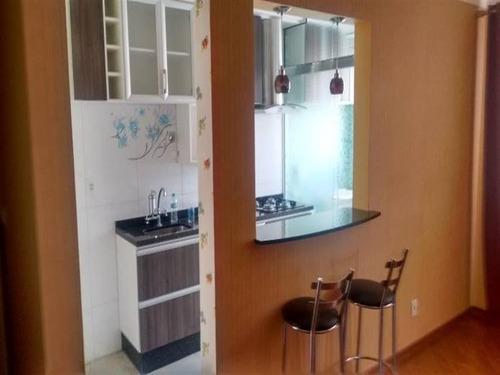 Imagem 1 de 15 de Apartamento Vila Santana Mogi Das Cruzes/sp - 3143
