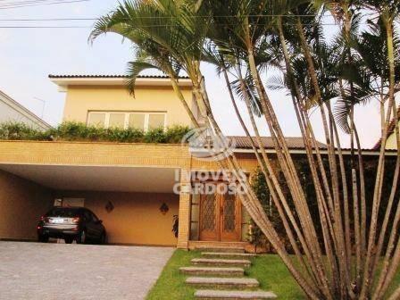 Imagem 1 de 6 de Casa Com 4 Dormitórios À Venda, 600 M² Por R$ 2.200.000 - Alphaville Residencial Dois - Barueri/sp - Ca0054