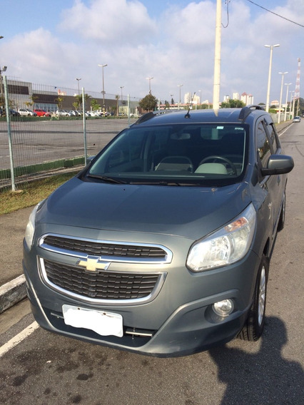 Chevrolet Spin Lt 1.8 Ano 2013/2014 5 Lugares