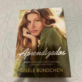 Livro Gisele Bundchen - Aprendizados - Seminovo