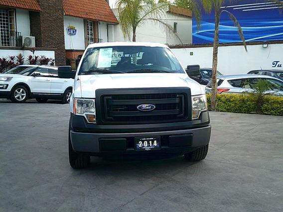 Ford F-150 Xl Doble Cabina V6 Automatica 2014
