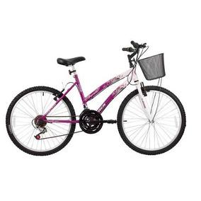Bicicleta Track & Bikes Aro 24 Parati 18v