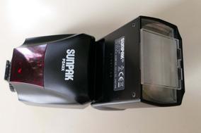 Flash Sunpak Pz42x Ttl P/canon