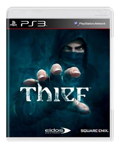Imagem 1 de 5 de Jogo Thief - Playstation 3 - Mídia Física - Usado - Ps3