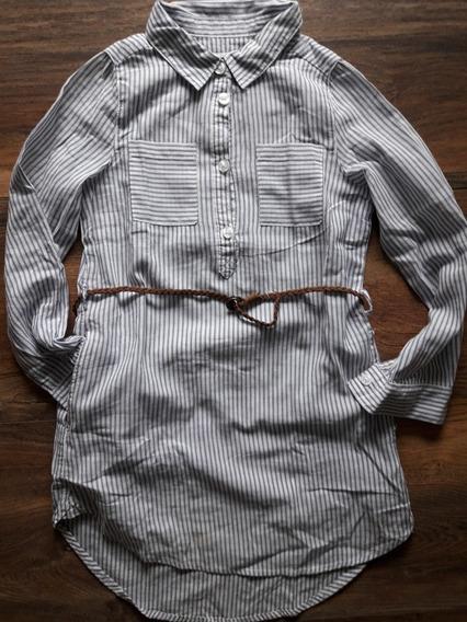 Vestido Camisa Hym Talle 6-7