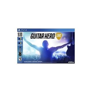 Héroe De La Guitarra En Vivo - Playstation 4